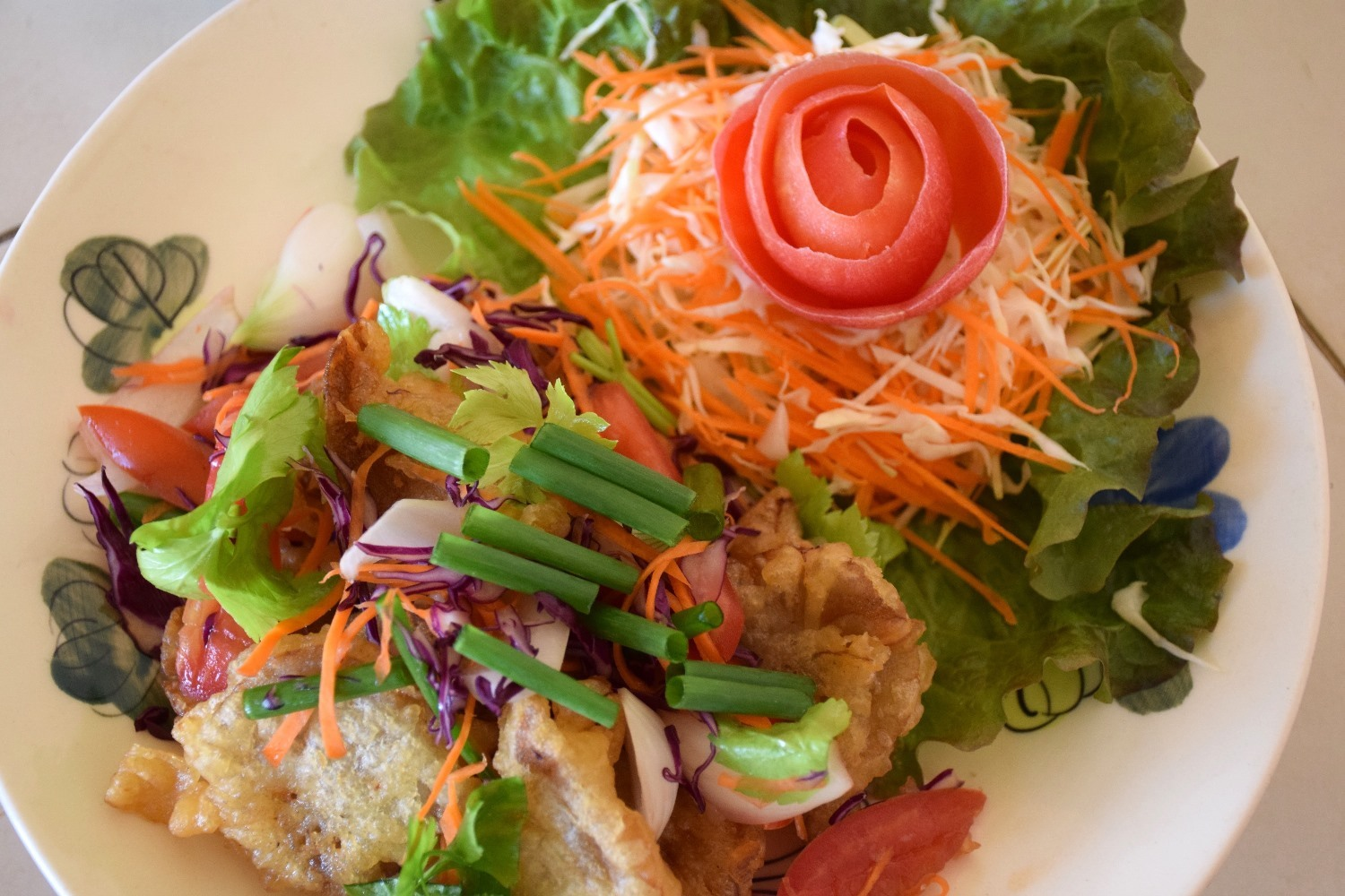 Vegetarian Thai And Asian Dining Museflower Retreat Spa