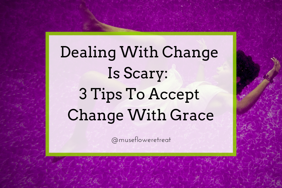 Dealing With Change Blog Cover Pic