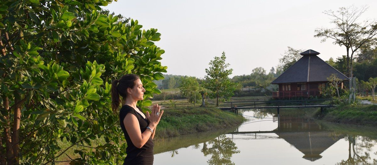 Museflower Retreat And Spa Freelance Local Practitioner Eugenie Lenain Yoga Pranayama Teacher Profile Small Banner Size