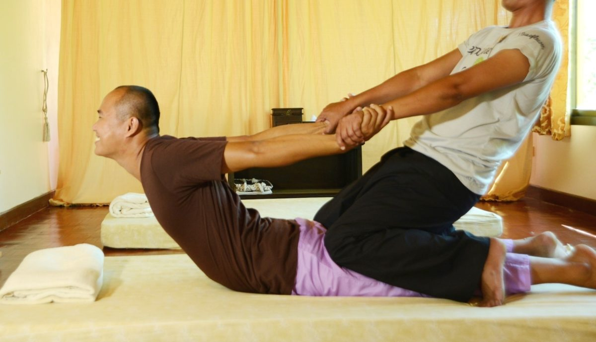 Traditional Thai Massage Copy