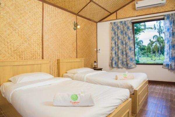Overnight Spa Thailand Museflower Retreat & Spa