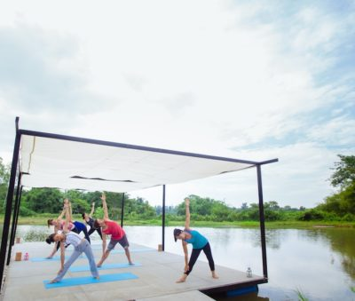 Affordable Yoga Retreats Thailand Museflower Retreat & Spa