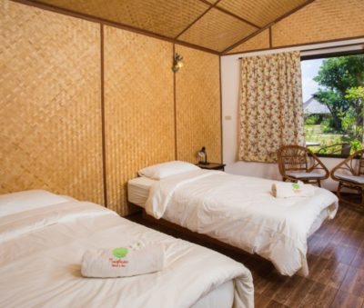 All-inclusive hotel package Thailand Museflower Retreat Spa