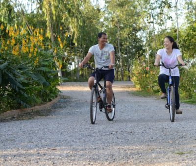 Bicycles for Rent Museflower Retreat & Spa