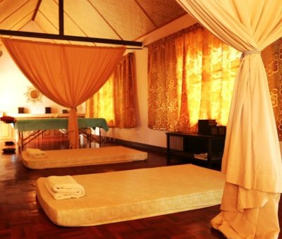 Chi Nei Tsang Abdominal Massage Chiang Rai Museflower Retreat