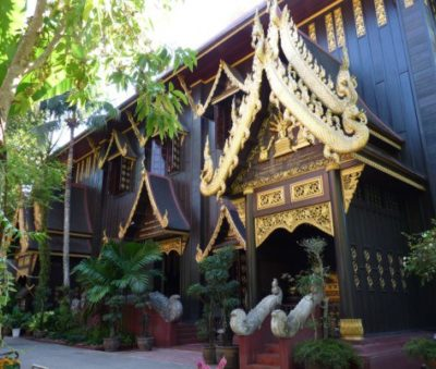 Chiang Rai Attraction Wat Phar Kaew Temple of Emerald Buddha Museflower Retreat & Spa