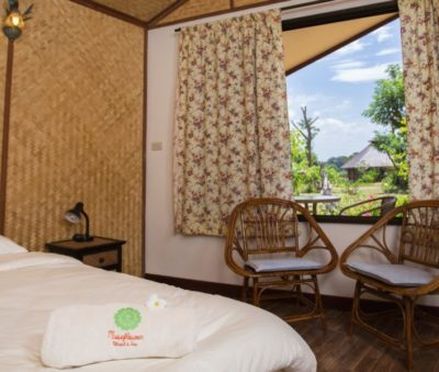 Chiang Rai Hotel Room Museflower Retreat Spa