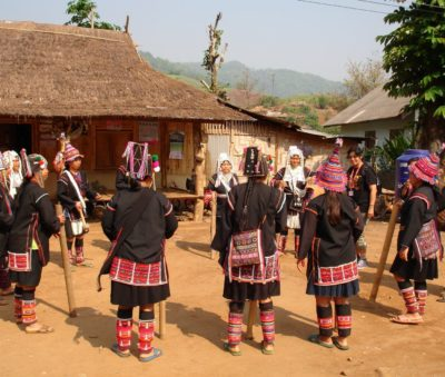 Chiang Rai Recommended Hill Tribe Village Tour Museflower Retreat & Spa