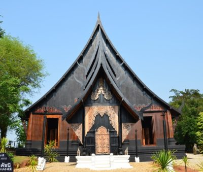 Chiang Rai Top Attraction Black House Museflower Retreat & Spa