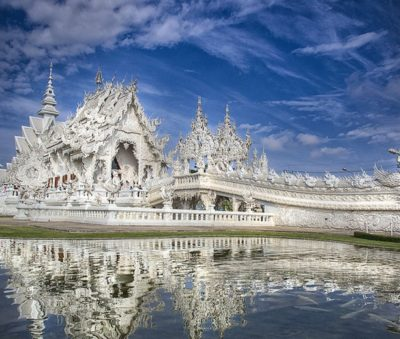 Chiang Rai White Temple Sightseeing Tour Museflower Retreat & Spa