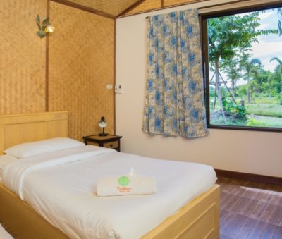 Couples Spa Vacation Chiang Rai Museflower Retreat & Spa