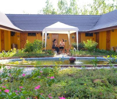 Destination Spa Thailand Museflower Retreat & Spa