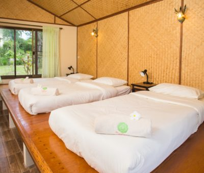 Girlfriends Spa Getaway Thailand Museflower Retreat & Spa