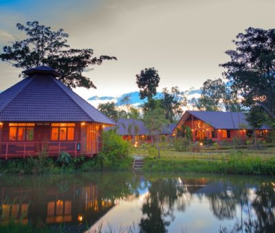 Silent Meditation Center Thailand Museflower Retreat & Spa