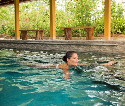 Thailand-Rental Space Salt Water Pool Museflower Retreat & Spa