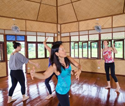 Thailand Rental Space for Workshops, Trainings Museflower Retreat & Spa
